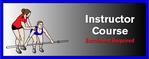 Instructor Course Button