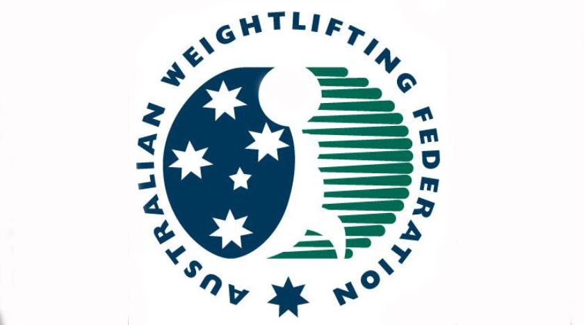 Logo of the Australian Weightlifting Federation